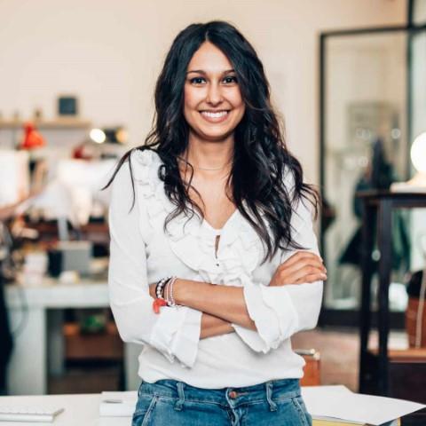Picture of start-up entrepreneur